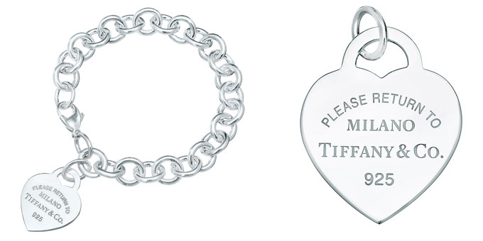 Gioielli, Tiffany & Co. crea la capsule Return To Milano